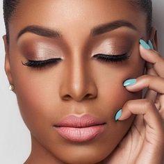 Super Bridal Makeup Dark Skin Brides Ideas Super Braut Make-up dunkle Haut Bräute Ideen Makeup Inspo, Makeup Inspiration, Makeup Tips, Makeup Ideas, Makeup Trends, Makeup Tutorials, Style Inspiration, Dark Skin Makeup, Eye Makeup