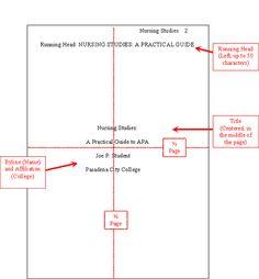 apa format research paper example 2012 calendar