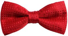 Little Boys' Classic Polka Dots Bow Tie