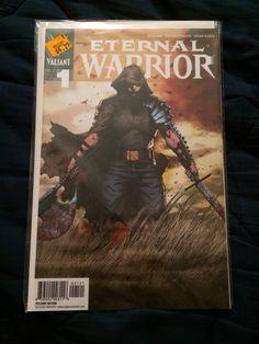 Eternal Warrior modern series issue 1