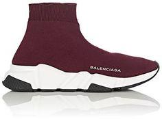 Shop Balenciaga Women's Speed Knit Sneakers on ShopStyle.com