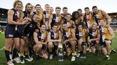 WEST Coast reclaimed top spot on the AFL ladder after blowing Fremantle away with a blistering second half in Western Derby XXXV at Patersons Stadium. West Coast Eagles, Best Football Team, Power To The People, Derby, Number, Board, Sports, Hs Sports, Sport