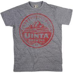 (PalmerCash) Uinta Logo T-Shirt