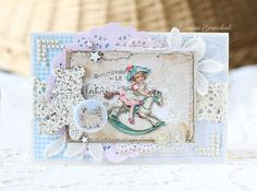 Lemoncraft: Insiruje Irina: work in the style of shabby - Inspirations from Irina: project in style of shabby