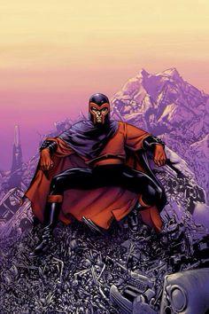 Magneto's Monday: Ultimate Magneto by Stuart Immonen