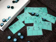montessori tvoření děti busybags Montessori, Diy, Bricolage, Do It Yourself, Homemade, Diys, Crafting
