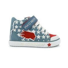 INDIAN 1 High sneakers