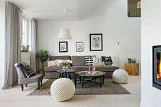 UN DUPLEX NÓRDICO CON MEZCLA DE ESTILOS | Decorar tu casa es facilisimo.com