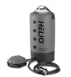 Nemo Unveils Portable Hot Pressurized Shower for the Outdoors