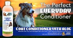 Looking for an all around fantastic conditioner that works with all coat and dog types?