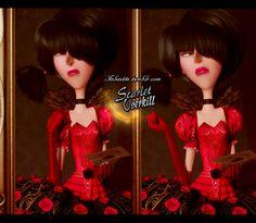 scarlet overkill coronation dress from minions