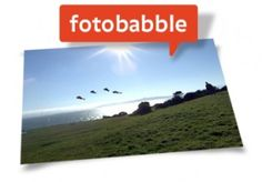 Web 2.0 tool Fotobabble is an easy and fun way to turn students' images into an enhanced gallery complete with narration!
