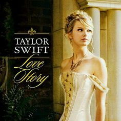 Taylor Swift: Love story (CD Single) - 2008.