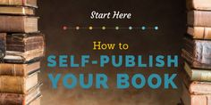 This is an introductory guide to the major self-publishing options available to authors today, and how to choose the right service for you. #writing #publishing