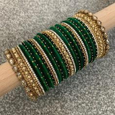 Indian Asian Bridal Wedding Party Jewellery Jewelry UK London with worldwide shipping. Silk Bangles, Bridal Bangles, Indian Bridal Jewelry Sets, Indian Jewelry, Indian Bangles, Wedding Jewelry, Thread Bangles Design, Gold Mangalsutra Designs, Fancy Jewellery