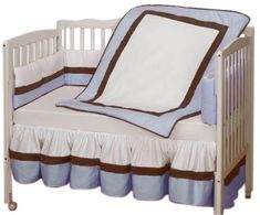 Baby Doll Bedding Classic Cradle Bedding Set Blue ** Click image for more details.Note:It is affiliate link to Amazon.