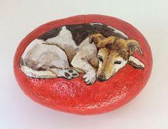 Sleeping dog rock