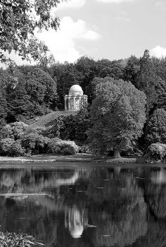 The Temple of Apollo Stourhead, see Hauling in the Nets
