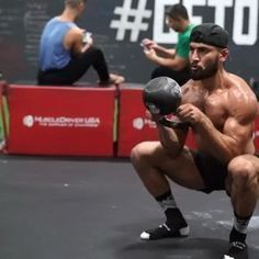 """1,155 Likes, 24 Comments - Eric Leija (@primal.swoledier) on Instagram: """"Try this double kettlebell flow and get my online Primal Kettlebell Course at EricLeija.com!…"""""""
