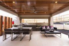 Cambridge - Simonds Homes #interiordesign #alfresco