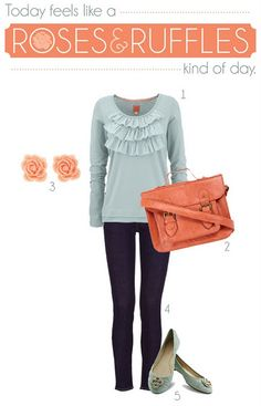 spring/fall wardrobe
