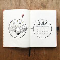Hogwarts, Hogwarts, Hoggy Warty Hogwarts, Teach us something please! ⚡️ #hogwartsismyhome . . . Here is my July cover page with Hogwarts…