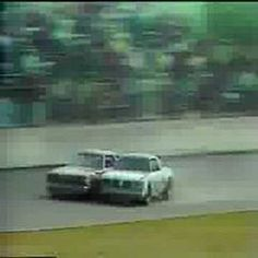 NASCAR - The Infamous Fistfight - Daytona 500 1979