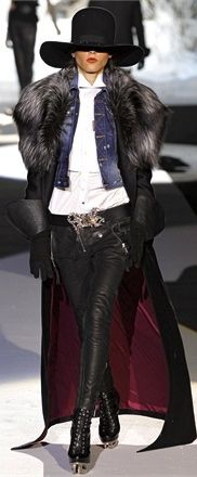 Dsquared, a different kind of glam~