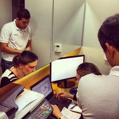Parte da #equipegmachado reunida para o desenvolvimento de um novo projeto. #QGmachado