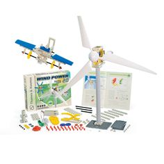"""Learn about wind generators...  *may be very useful in the near future"""""""