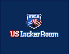 US Locker Room Logo created by malbardesign.com