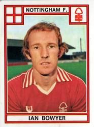 1978 Panini Football UK #304 Ian Bowyer | The Trading Card Database Football Cards, Baseball Cards, Nottingham Forest, Trading Card Database, Trivia, Stickers, Soccer Cards, Quizes, Decals