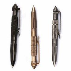 Тактическая ручка - это один из вариантов скрытого оружия самообороны. Корпус из авиационного алюминия.  Ручку можно носить с собой постоянно, поскольку она формально не является орудием и её внешний вид не пугает окружающих.   2,16 €  Приобрести можно по этой прямой ссылке ➡http://ali.pub/232yoy   #алиэкспрессдлямужиков #вседлямужчин #самооборона #aliexpressformen #formen #tacticalpen