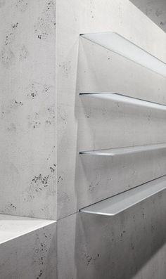 Wiewiorra Hopp Schwark Architekten | Apotheke am Kurfuerstendamm (detail), 2011 | Berlin