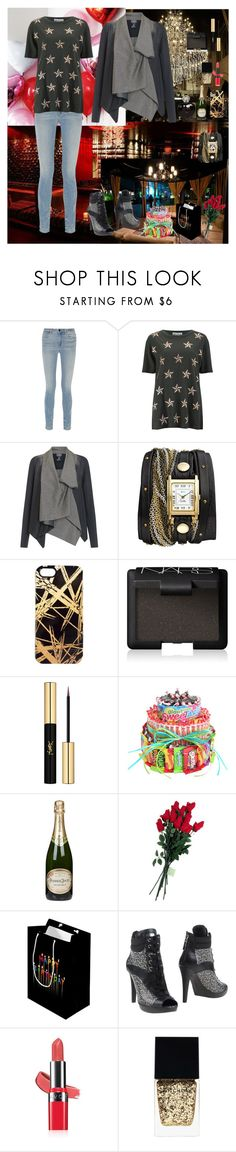 """How To Plan A Birthday Party🎂🎉🎊"" by oksana-kolesnyk ❤ liked on Polyvore featuring Luxo, Alexander Wang, Wildfox, Crea Concept, La Mer, Khristian A. Howell, NARS Cosmetics, Yves Saint Laurent, Perrier-JouÃ«t and Hanky Panky"