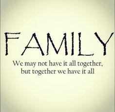 Love my family as always ❤
