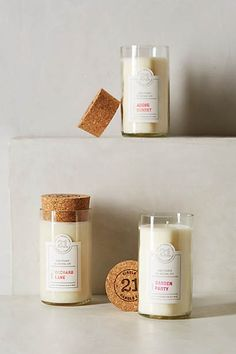 Circle 21 Jar Candle | Anthropologie