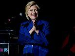 Hillary Clinton wins New Jersey primary in her first victory of the night | Daily Mail Online