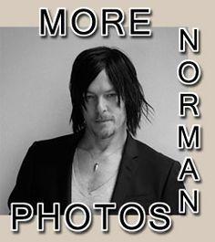 NormanReedus | Walking Dead Cast Pictures