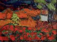 Paysage de Provence by Pierre Ambrogiani