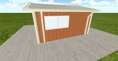 Dream #steelbuilding built using the #MuellerInc web-based 3D #design tool http://ift.tt/1Q5bbSc