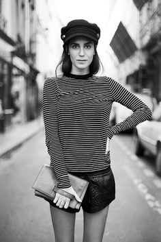 Look of the Day.297: A sailor in Paris
