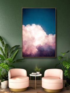 Great Wall Art Abstract art Cloud painting Update your room .Great Wall Art Abstract art Cloud painting Update your room . abstract update art paintingartideas Great Wall Art Abstract art Cloud Painting Update Your Room . Grand Art Mural, Cloud Art, Wall Cloud, Pastel Art, Pastel Walls, Pink Walls, Pastel Pink, Hanging Art, Large Wall Art
