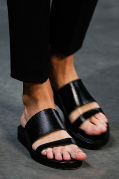 Helmut Lang / Spring 2014 Accessories #NYFW