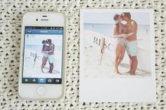 Origrami-- turning your instagram pics into polaroids