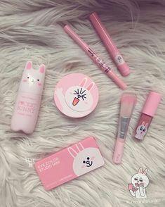 66 Ideen Make-up-Produkte am besten koreanisch Kawaii Makeup, Cute Makeup, Makeup Style, Best Korean Makeup, Korean Beauty, Skincare For Combination Skin, Skincare For Oily Skin, Korean Skincare Routine, Korean 10 Step Skin Care