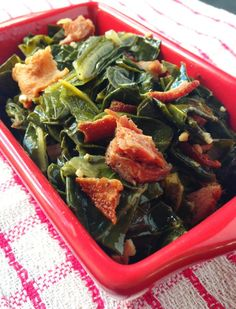 Paleo Collard Greens