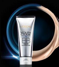 L'Oréal Paris offre 75 000 prix, chacun est composé de : Un échantillon gratuit de Youth Code BB crème ravive-éclat ^_^ Un coupon rabais de 4$