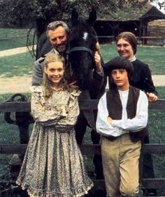 The Adventures of Black Beauty is a British children's television drama series produced by London Weekend Television and shown by ITV in the United Kingdom between 1972 and 1974.