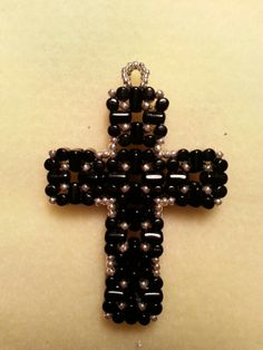 Rulla cross pendant